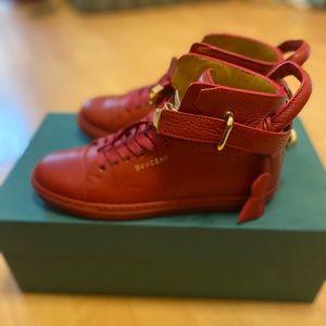 Women's 100MM Buscemi - Red
